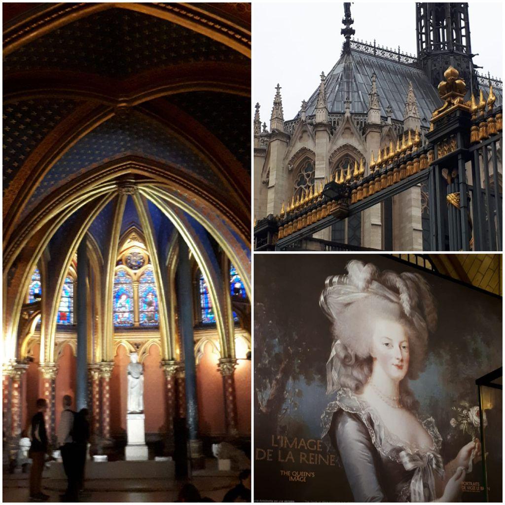Conciergerie et Sainte Chapelle